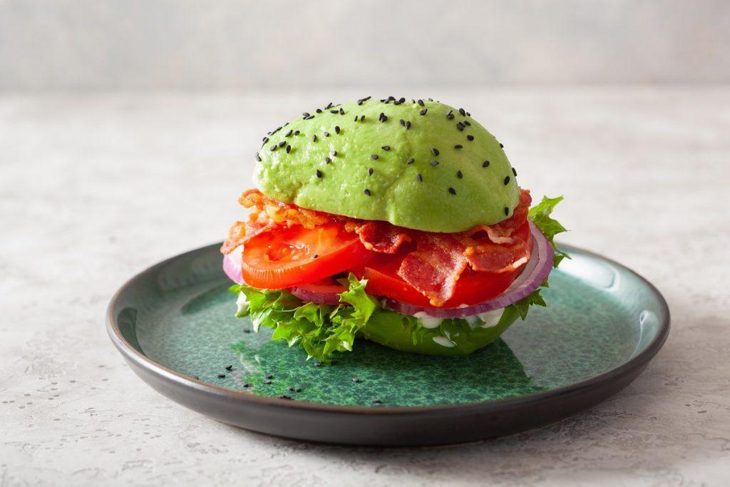 Keto Hamburger