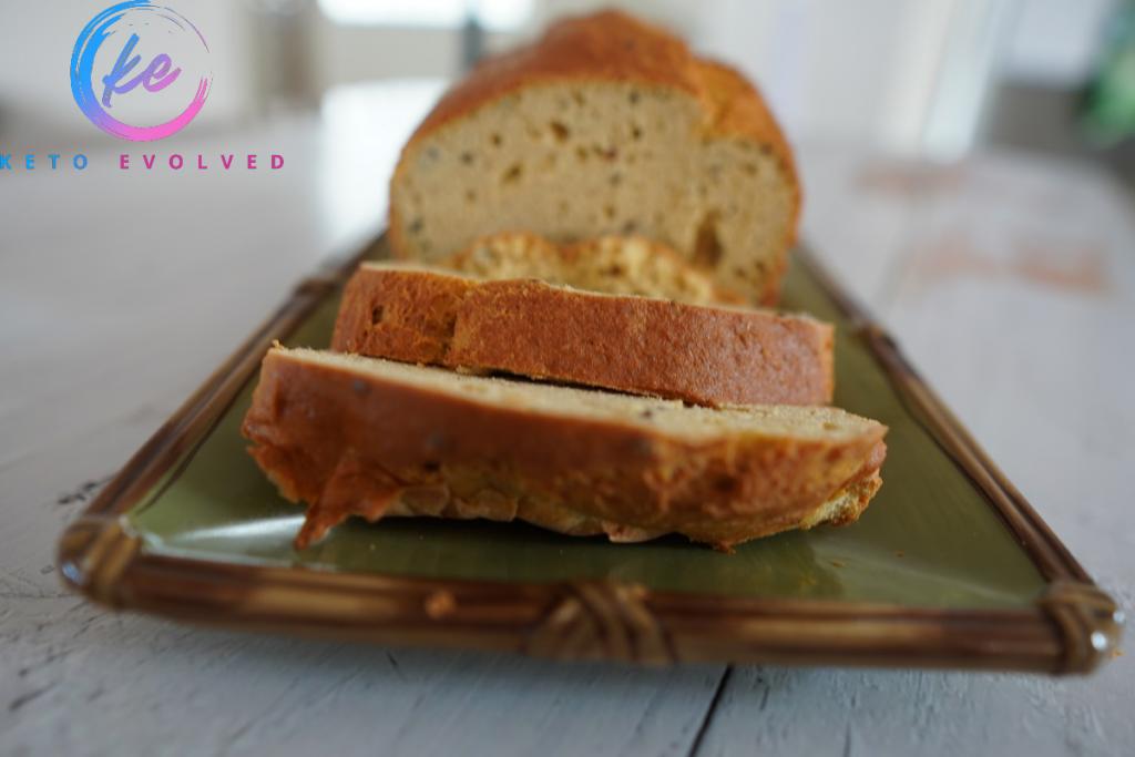 Protein Keto Bread